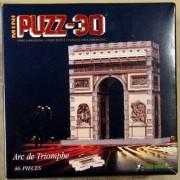Arc de Triomphe Puzz 3-D by Wrebbit