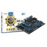 MSI Płyta główna MSI B85-G43 Intel B85 LGA 1150(2xPCX/VGA/DZW/LAN/SATA3/USB3/DDR3/CROSSFIRE)