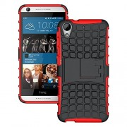 Zokney Red backcover for htc desire 620g