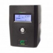 NEMO 2.0 65 - LINE INTERACTIVE 650VA/330W USB (2XIEC) - ELSIST NEMO2-65