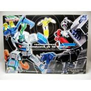 Transformers Shattered Glass - SG Soundwave Vs SG Blaster - G1 e-HOBBY Exclusive