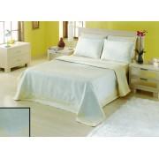 Cuvertură de pat dublu Valentini Bianco YT006 Silk