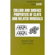 Colloid and Surface Properties of Clays and Related Minerals by Rossman F. Giese
