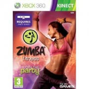 Zumba Fitness Party - Kinect Compatible XB360