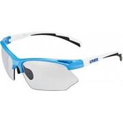 UVEX sportstyle 802 v Glasses blue white 2017 One Size Brillen