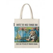Where the Wild Things Are Tote Bag: Tote-1025