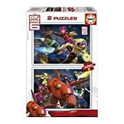 Educa 16337 Puzzle-Big Hero 2 / 6 x 100 Pieces