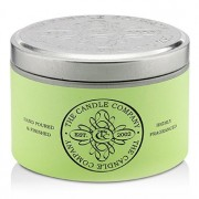 Tin Can Highly Fragranced Candle - Ginger Lily (1.5x3) inch Lumânare Cutie Mică Intens Parfumată - Ginger Lily