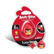 Memory stick USB 2.0 - 8GB ANGRY BIRD - Red Bird