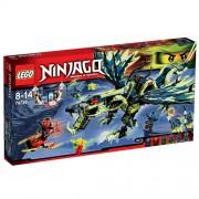 LEGO Ninjago - El Ataque del Dragón de Morro (70736)