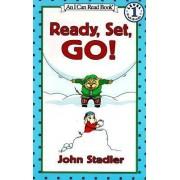 Ready, Set, Go! by John Stadler