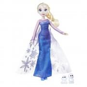 Disney Frozen, Luminile Nordului - Papusa Elsa