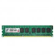 DDR3, 4GB, 1333MHz, Transcend, 2Rx8, ECC U-DIMM (TS512MLK72V3N)