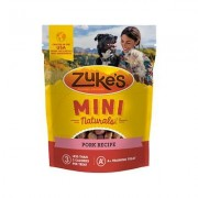 Zuke's Mini Naturals Pork Recipe Dog Treats, 1-lb bag