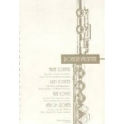 Trei Sonete Pentru Flaut Flaut Drept Alto Oboi Vioara Si Basso Continuo - Robert Valentine