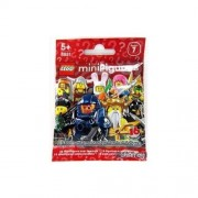 Lego Minifigures 8831, Series 7, Mystery Packs (Set Of 5 Mystery Packs)