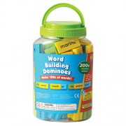WORD BUILDING DOMINOES [importato da UK]