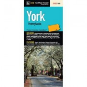Universal Map York Fold Map (Set of 2) 13701