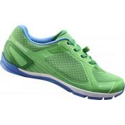Shimano SH-CT41G - Chaussures - vert 42 Chaussures de ville / trekking