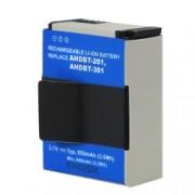 Power3000 PL732B.133 - acumulator replace tip CHDHE-301 pt GoPro Hero3 950mAh