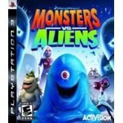 Monsters Vs. Aliens Ps3