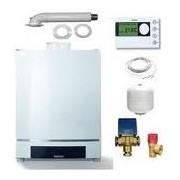 Pachet pentru centrale termice cu condensare Buderus Logamax plus GB 162 80kW fara boiler