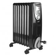Eurom elektrische radiator Eco 1500 watt radiatorkachel verwarming - kachel