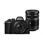 Olympus OM-D E-M10 Mark II Camera with 14-42 EZ & 40-150 Twin Lens Kit
