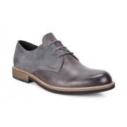 Pantofi business-casual barbati ECCO Kenton (Gri / Moonless)