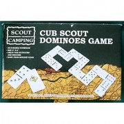 Cub Scout Dominoes Game Scout Camping