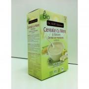 Dr ALBU Selections Bio Cereale pentru Bebelusi, cu Mere si Banane 250g