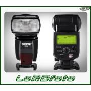 Lampa błyskowa SUNPAK PZ58X Canon E-TTL/II HSS M S1 S2