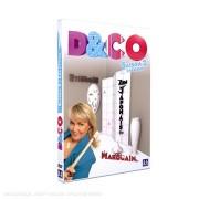 D&Co - Saison 2 : Les styles - N°2 - Disco Jeune / Loft / Design [Francia] [DVD]