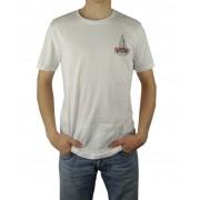 Heavy Tools férfi póló MONTOUR C3S17102WH
