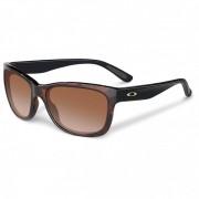 Oakley - Women's Forehand Dark Brown Gradient - Sonnenbrille schwarz/braun/grau