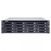 QNAP - NAS RM Qnap Ts-1673u-Rp Nas Armadio (3u) Collegamento Ethernet Lan Nero 4713213511930 Ts-1673u-Rp-16g 10_y992907