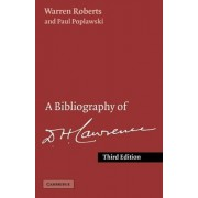 A Bibliography of D.H. Lawrence by Warren Roberts