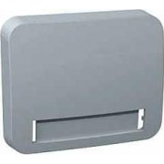 CEDAR PLUS feliratozható fedél IP44 Szürke WDE000606 - Schneider Electric