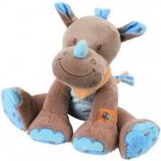 NATTOU Przytulanka NATTOU 644013 Arthur & Louis nosorożec Louis (28 cm)