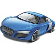Revell/Monogram Audi R8 Snaptite Build and Play Kit