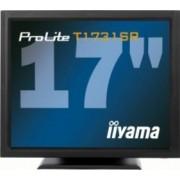 Monitor LCD 17 Iiyama Pro Lite T1731SR Touch Screen SXGA 5ms Negru