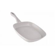 Tigaie Grill+Capac, Aluminiu, 28cm, Mozaik