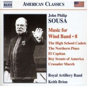 J.P. Sousa - Music For Wind Bands Vol. (0636943924822) (1 CD)