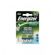 Ricaricabili Energizer - stilo - AA - 2450 mAh - 632939 (conf.4) - 267410 - Energizer
