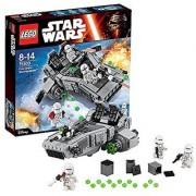 LEGO Star Wars The Force Awakens First Order Snowspeeder 444 Piece Set 75100