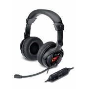 "Casti GENIUS ""HS-G500V"" + microfon noise cancelling, vibration ""31710020101"" (include timbru verde 0.01 lei)"