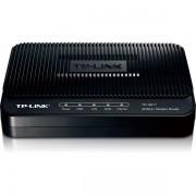 TP-Link TD-8817 1 ethernet port and 1 USB port ADSL2+ router