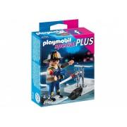 PLAYMOBIL Special Plus: Brandweerman met brandkraan (4795)