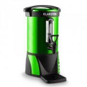 KLARSTEIN BACCHUS MULLED диспенсър за топли напитки 6.8L 950W неръждаема стомана зелен портативен
