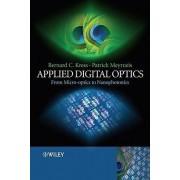 Applied Digital Optics by Bernard C. Kress
